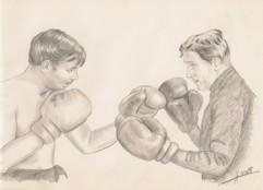 Clark Gable vs Spencer Tracy