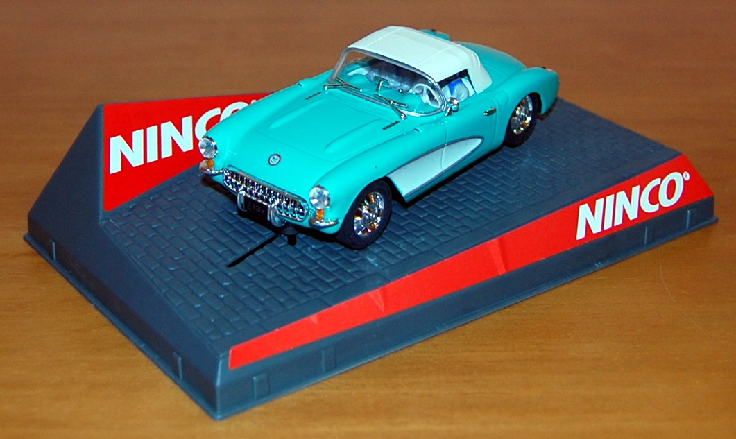 NINCO CHEVROLET CORVETTE SOFT TOP